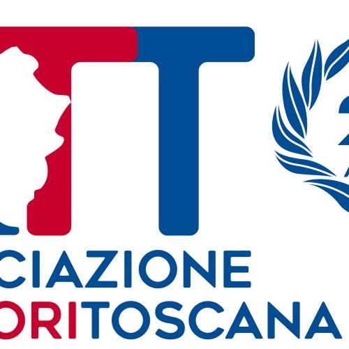 Restyling logo Associazione Tumori Toscana per il ventennale dell'Associazione