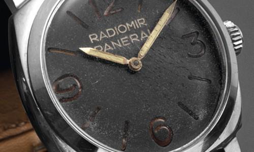 Creatività e realizzazione catalogo Radiomir 1940
