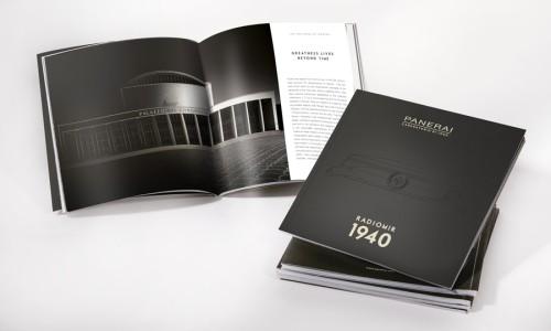 Creatività e realizzazione catalogo