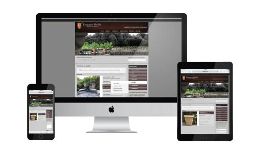 Ideazione e realizzazione sito web aggiornabile dal Cliente
